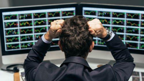Stressed Trader